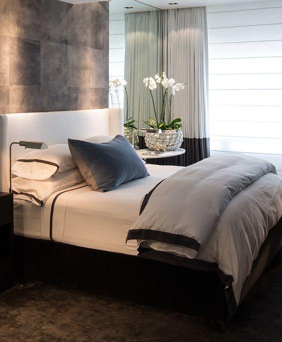 Michael dawkins home portfolio interiors contemporary modern bedroom: