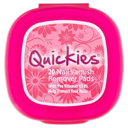 #Quickies Nail Varnish Remover Pack of 20