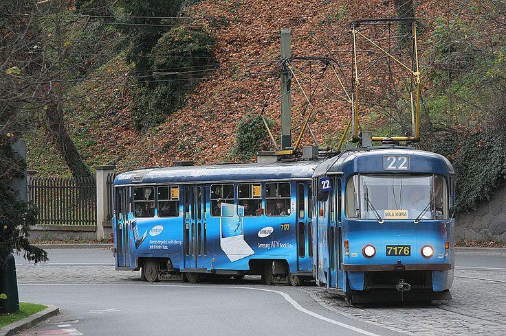 Průzkum pražských tramvají. Která je nejlepší?