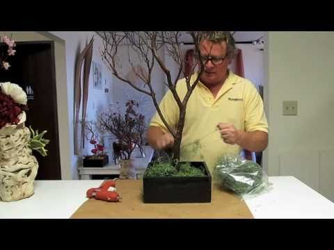 Manzanita Branch Centerpieces How-To #1