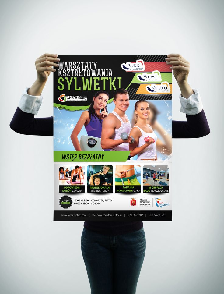 Kształtowanie Sylwetki - CKF