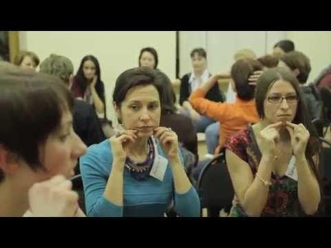"""Мастер-класс по системе """"Ревитоника"""": гимнастика для лица и шеи смотреть онлайн. Упражнения ревитоники от Анастасии…"""