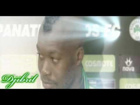 Djibril Cisse|| The Captain-The Leader of Panathinaikos 2011||HD||