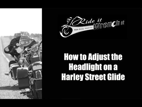 8 best motorcycle riding blogs images on pinterest motorcycle how to adjust the head light on a harley street glide fandeluxe Image collections