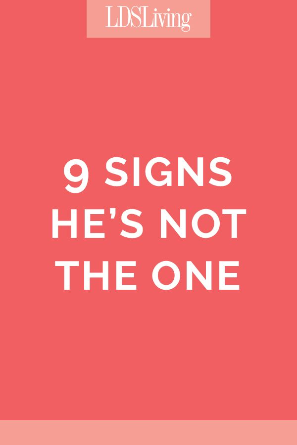 signs hes not worth dating 4 signs he's not worth however there are some tell tale signs that you need to when dating keep these in mind and try not to overlook bad behavior from.