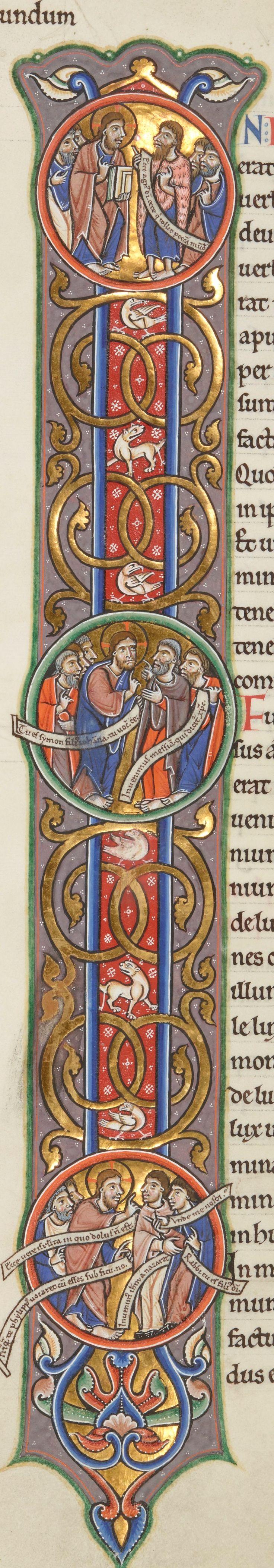 Bible. Bible. Date d'édition : 1150-1200 Date d'édition : 1150-1200 Type : manuscrit Langue : latin Description : Capucins. http://gallica.bnf.fr/ark:/12148/btv1b85144288/f138.item