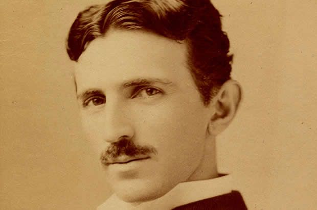 9 Things You May Not Know About NIKOLA TESLA (including threats of a death beam!)  Check our selection of Tesla at this link! http://sherloc.imcpl.org/?q=nikola%20tesla
