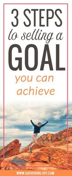 Lasting change takes commitment, preparation, and clarity of vision. Learn how to set goals you WILL achieve. Read this now and pin it for reference!