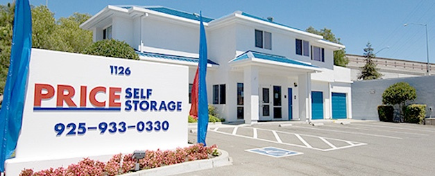 Walnut Creek Self Storage - Price Self Storage