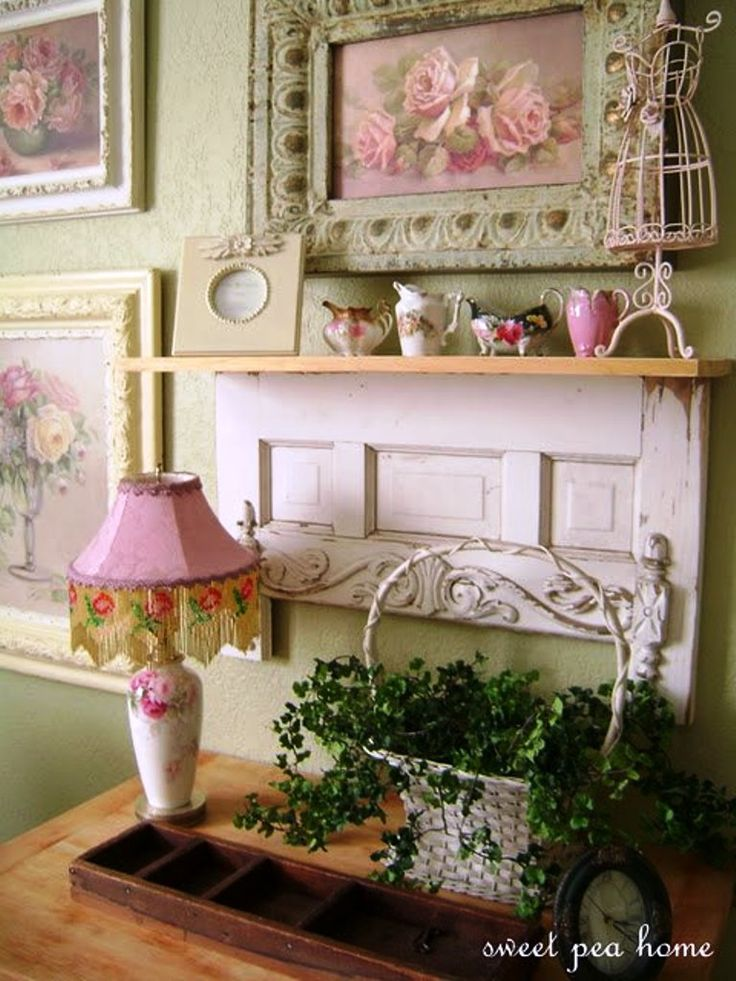 160 best Shabby Chic images on Pinterest Beautiful, Cottages and - shabby bad