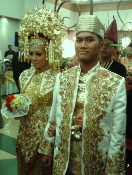 Pengantin Minang