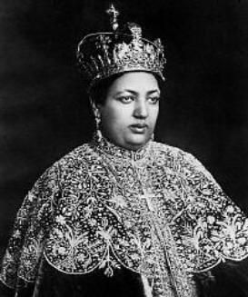 "Empress Menen Queen of Queens of Ethiopia married 47 yrs to 225th king of kings lord of lords Ethiopia Emperor Haile Selassie. They  produced 6 children. She was referred to as a ""God Fearing"" Empress who was always praying to God. She was actively involved in humanitarian work and always mindful of the poor sick and homeless.She built many churches with proceeds from her own account and gave away large parcels of her personal estate land. She had a Warm Compassionate Spirit  was loved by…"