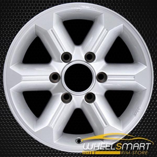 16 Nissan Pathfinder Oem Wheel 2003 2004 Silver Alloy Stock Rim 62408 Nissan Pathfinder Oem Wheels Nissan