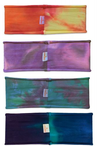 These Yogitoes headbands are a perfect stocking stuff for that active person in your life! They are great for holding your hair back and look super cute! Get 'em now at http://evolvefitwear.com