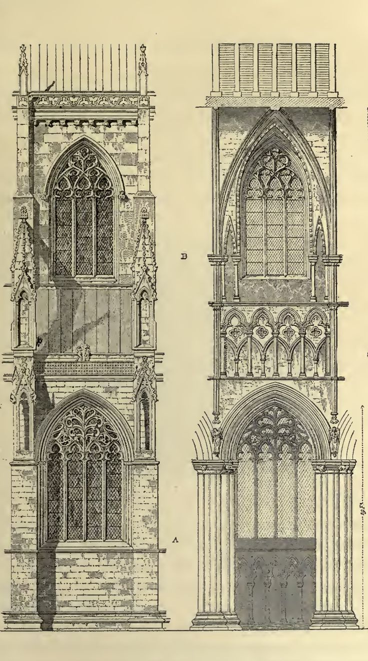 Beverly England the Minster British ArchitectureClassical