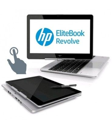 Laptop second hand HP EliteBook Revolve 810 G1, i7-4600U, 180Gb SSD
