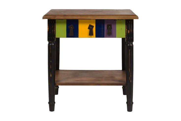 Метки: Журнальный стол.              Материал: Дерево.              Бренд: DG Home.              Стили: Лофт.              Цвета: Коричневый.