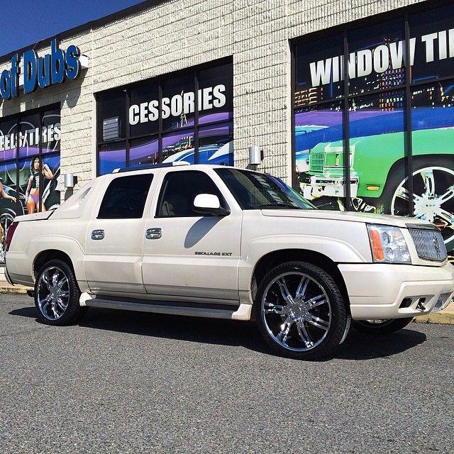 Ext Cadillac: 25+ Best Ideas About Escalade Ext On Pinterest