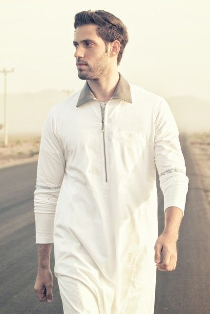 Only Lomar: Only Lomar thobe is made of 98% cotton 2% spandex, to hang out with lomar spirit that makes you feel confident , special and unique.