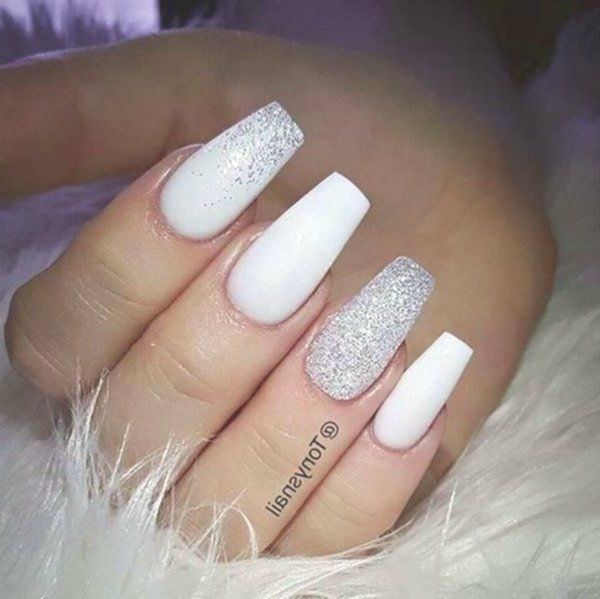A 90s Favourite Type Coffin Nails Are Because The T Naildesignscoffin Sparkly Acrylic Nails Acrylic Nails Coffin Short Coffin Nails Long