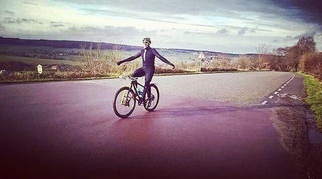 #freedom #cycling #happy