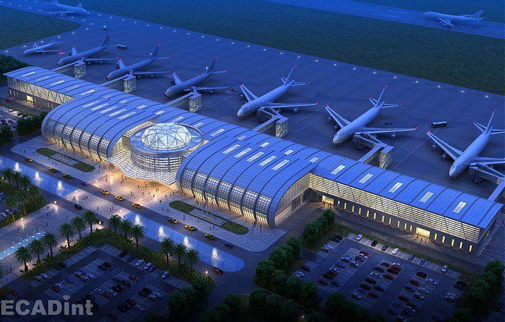 (Proposed) Kinshasa International Airport of Democratic Republic of the Congo ... www.ecadint.com720 × 460Search by image Kinshasa International Airport of Democratic Republic of the Congo