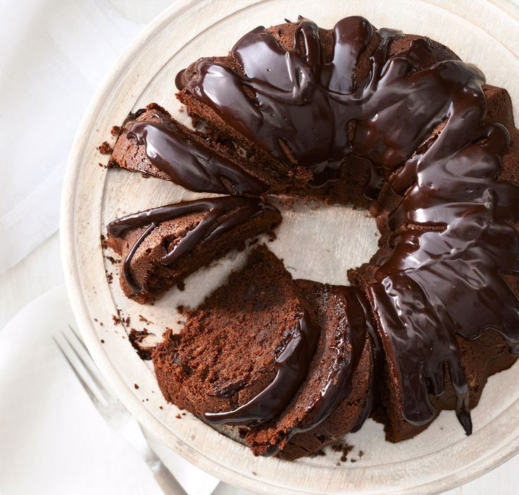Double Chocolate Zucchini Cake Canadian Living