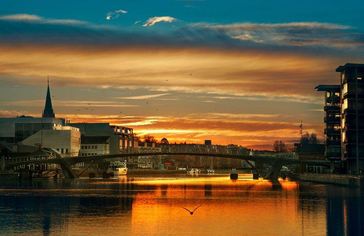 Фотография Sunrise автор Geir Andersen на 500px