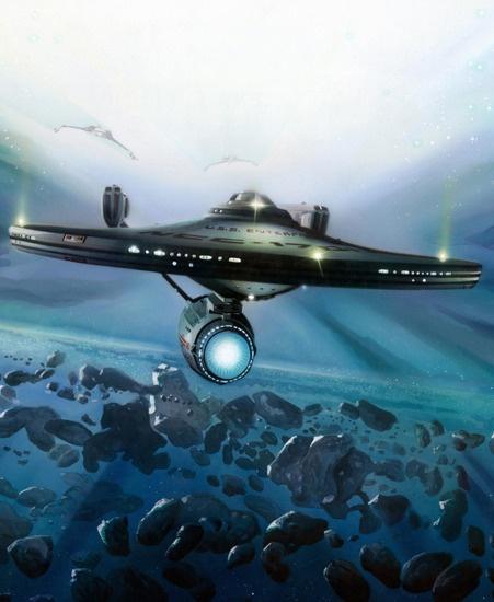 Constitution Class refit USS Enterprise (NCC-1701-A)