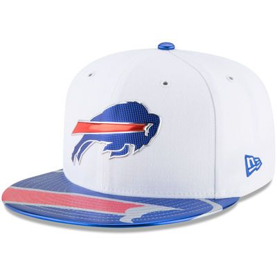 Buffalo Bills New Era 2017 NFL Draft Official On Stage 59FIFTY Fitted Hat - White