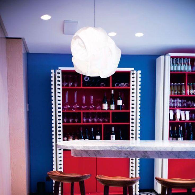 Décoration hôtel : bulle design pour l'hôtel du Ministère revu par ...
