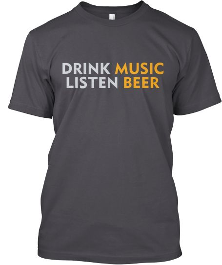 Drink while listen limited tee | Teespring