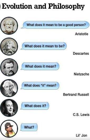 Philosophy - oh my godfvkn vfdngdjfne;n