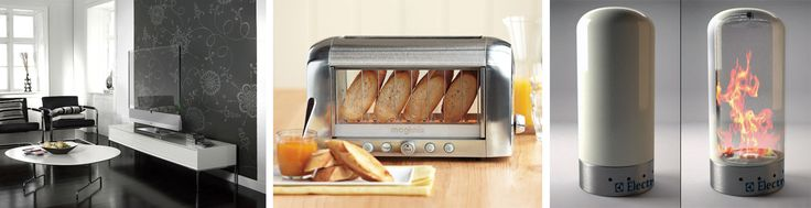 Home Tech Going Transparent (http://blog.hgtv.com/design/2014/01/22/home-tech-going-transparent/?soc=pinterest)Robots, Toaster Ovens, Williams Sonoma, Kitchens Accessories, Williamssonoma, Breads, Windows, Savory Recipe, Future Wedding