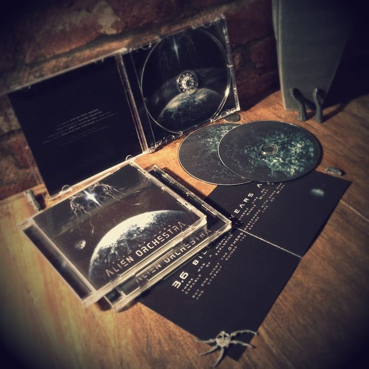 cd copies of the newest EP on sale now! www.alienorchestra.bandcamp.com