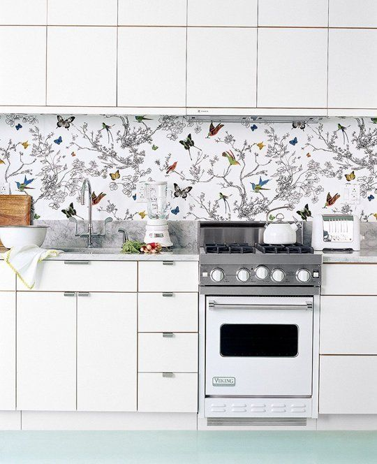 7 Unexpected Ways to Use Wallpaper