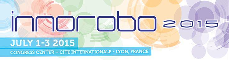 ROBOTICA EDUCATIVA y PERSONAL: ¿Quieres entradas para Innorobo 2015?