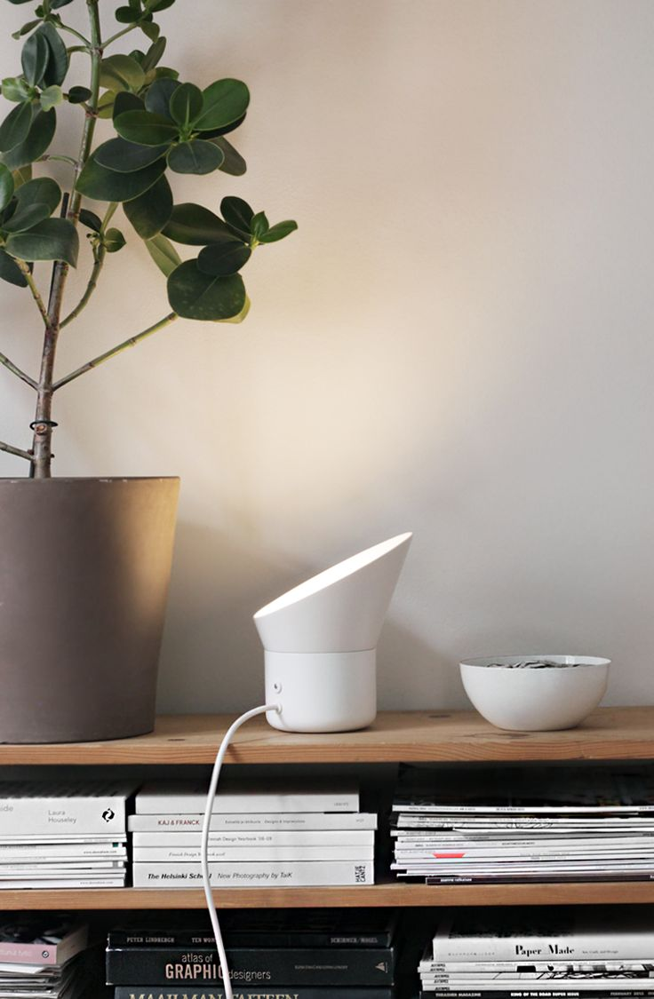 Up lamp by Muuto. From the blog SEES by Sanni.