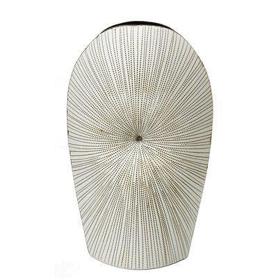 "Vase en Céramique ""Cortina"", 30cm"