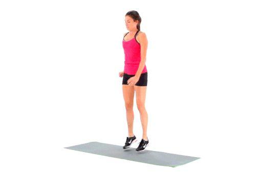 7-минутная тренировка: прыжковые приседания