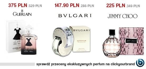 Kluby zakupowe aktualnie mają bardzo dużo wyprzedaży perfum. My wybraliśmy dla Was te najlepsze!
