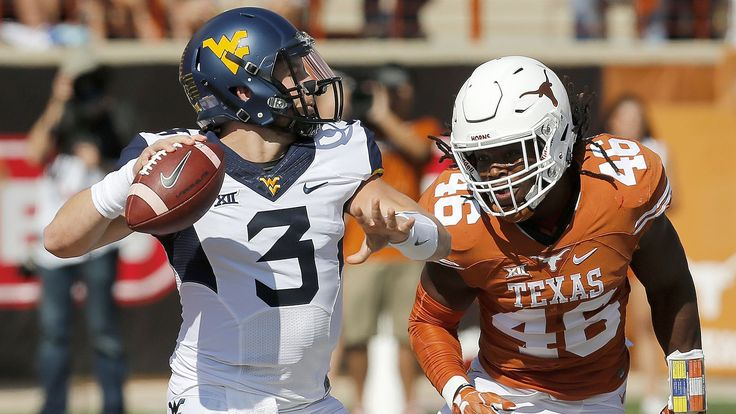 Late comeback falls short as Texas Longhorns lose to the West Virginia Mountaineers, 24-20 - Burnt Orange Nation