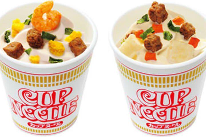 カップヌードルが「缶詰」になった??? しかもお湯いらずの「生カップヌードル」がものすごく気になる - えん食べ