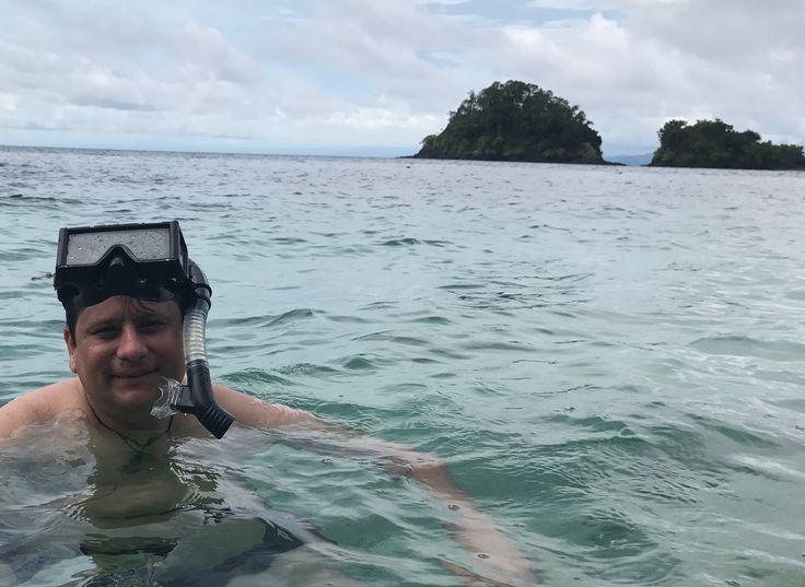 Snorkeling in Coiba National Park, Veraguas, Panama