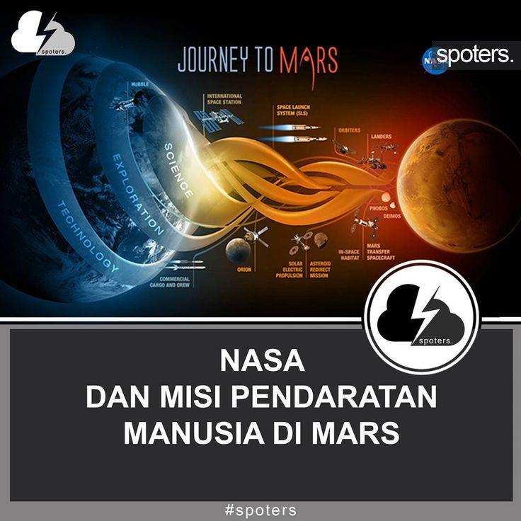 Sudah bertahun-tahun yang lalu, NASA udah merencanakan tentang mengirim orang ke Mars dengan roket raksasa barunya yang bernama Space Launch System (SLS) dan sebuah pesawat ruang angkasa baru bernama Orion.