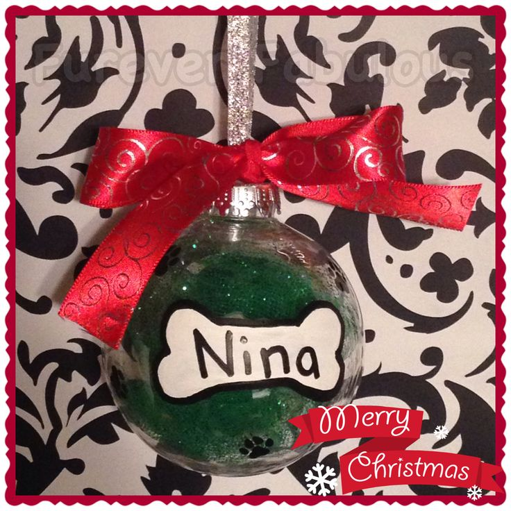 Goddaughter Christmas Ornament