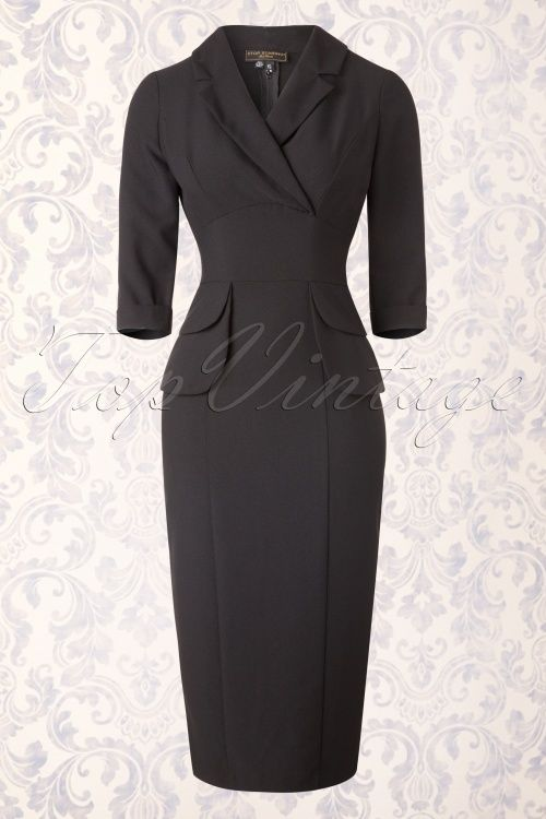 Stop Staring Benoite Black Dress 16691 20150710 0010W