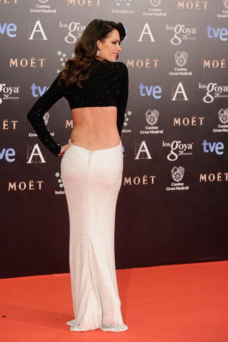 Mar Saura en Michael Kors | Premios Goya 2014