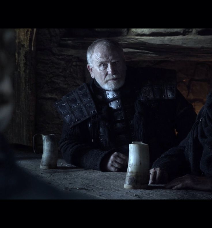 Lord Commander. James Cosmo