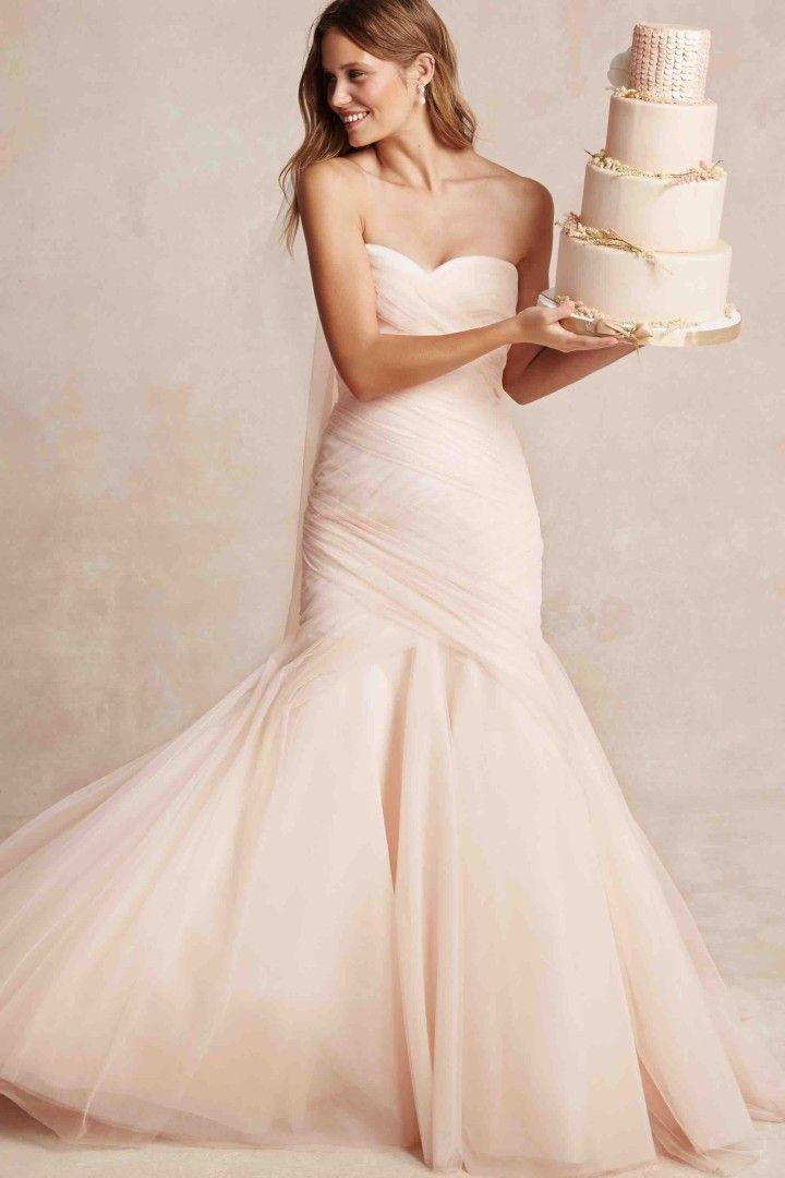 Monique Lhuillier Wedding Dresses 2015 Bliss Collection - MODwedding